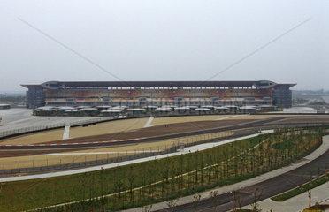Formel 1 Circuit Shanghai
