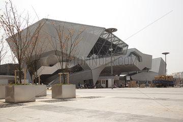 Pavillon Expo 2010  Schanghai