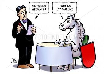 Niedersachsenwahl-RotGruen