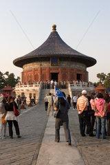 Tiantan Park  Himmelstempel