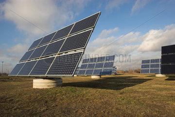 Photovoltaikanlage Adlershof