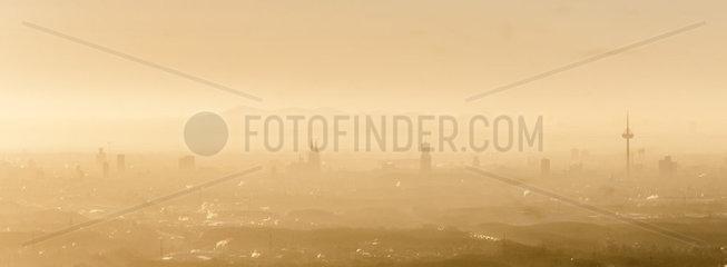 Skyline von Koeln
