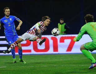 (SP)CROATIA-FIFA WORLD CUP 2018 QUALIFYING MATCH