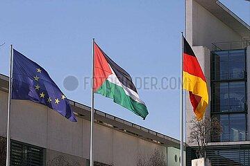 Palaestinenser-Fahne