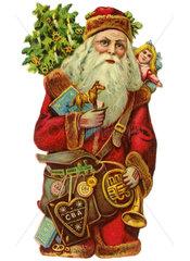 Weihnachtsmann  1910