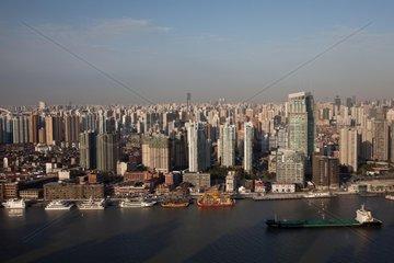 Shanghai  Puxi