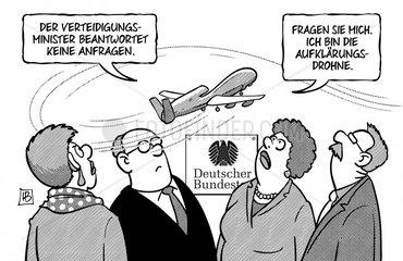 Drohnen-Anfragen