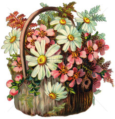 Blumenkorb  1887