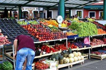 Obst und Gemuesemarkt
