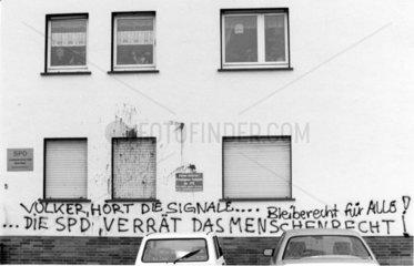 SPD Geschaeftsstelle von aussen