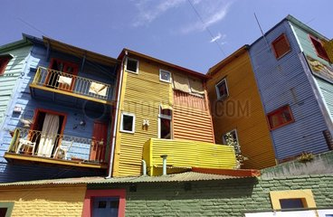 Haus in Buenos Aires