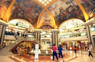 Luxurioese Einkaufszentren