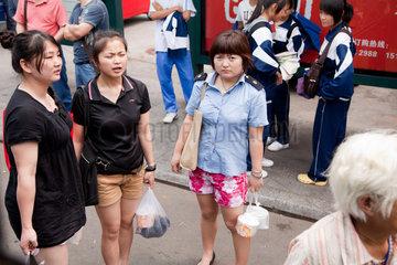 Sanya  chinese girls