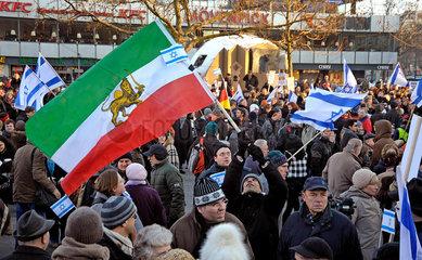 Demo pro Israel