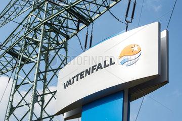 Vattenfall-Firmenlogo