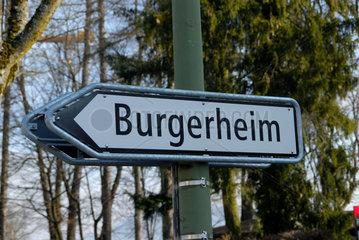 Das Burgerheim in Bern -ein Alters- und Pflegeheim.