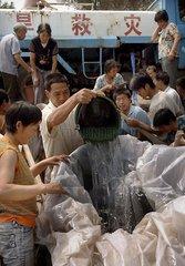 China  Henan Provinz  Duerre