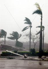 China  haikou  Taifun Damrey