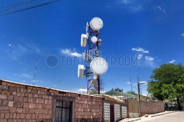 Sender Mobilfunk Antenne