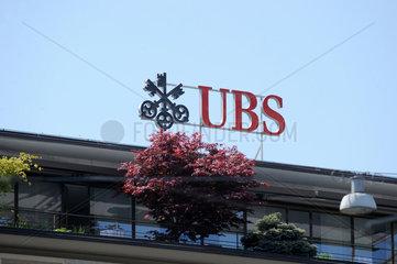UBS in Zuerich  Paradeplatz.