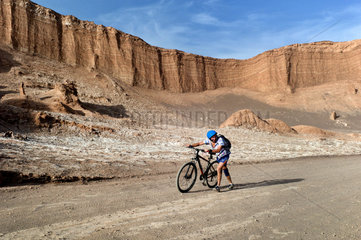 Atacama-Wueste