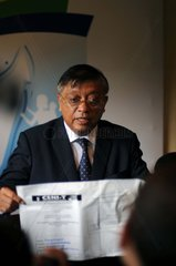MADAGASCAR-PRESIDENTIAL ELECTION-LOSING CANDIDATE