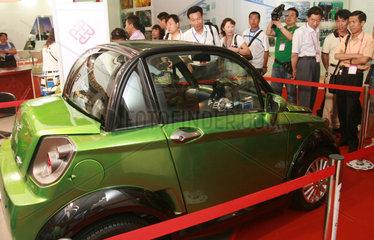 China: 12. International Science and technology Ausstellung