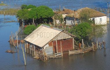 Uruguay  Treinta-y-tres  Ueberschwemmung
