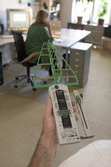 Elektrosmog: Messung der Elektrosmogbelastung
