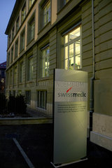 swissmedic  Gebaeude in Bern  Schweiz.