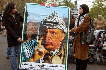Al-Quds-Tag Demonstration