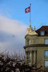 Hotel Bellevue Palace Bern  Schweiz.
