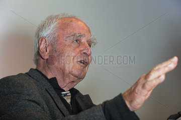 WALSER  Martin - Portrait of the writer