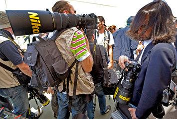 Fotografen mit Nikon