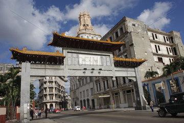 Barrio Chino in Havanna Centro