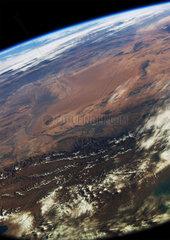 China  Fotos des letzte bemannten Raumflugs der Chinesen