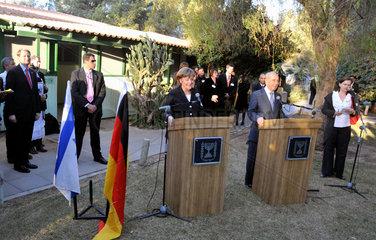 Merkel + Peres