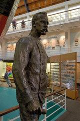 Frammuseet  das Polarschiff Fram Museum in Oslo.