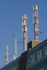 Antenne  Sendemast  Mobilfunk