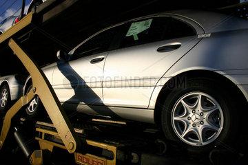 Mercedes Auto Transport.