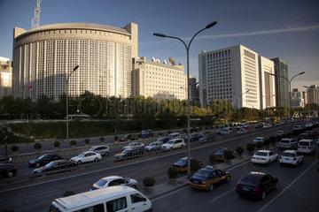 Beijing  Aussenministerium