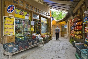 Iran  Azerbaijan region  Masuleh  daily life