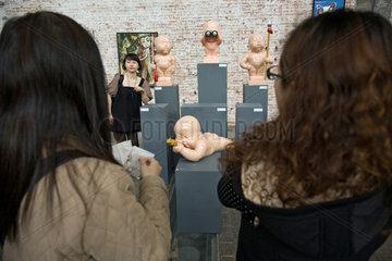 Peking  Kunstbezirk Factory 798