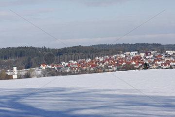 Pfaffenhofen in Winter