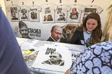 Putins T-shirt