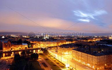 Russland  St. Petersburg
