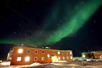 Norwegen  Polarlicht