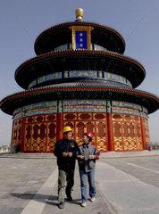 Peking: Temple des Himmels