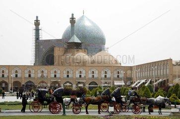 Iran  Esfahan  historische Stadt