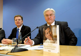 Westerwelle + Steinmeier